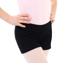 Comfortable Hot Pants Black - Children sizes