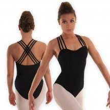 EXPRESSION Leotard Triple Cross Straps
