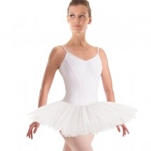 """Pavlova"" Tutu leotard for adults"