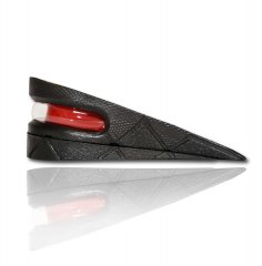 Shock absorbing insole