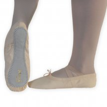 EXCEL Ballet Shoe Canvas Full Sole