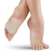 Foot Protection for Barefoot Dancing
