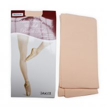 Footed tights pink