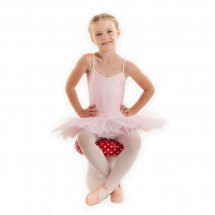 """Pavlova"" Tutu with camisole body in ballet pink"
