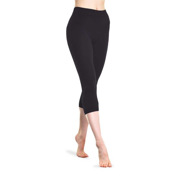 Tactel Leggings 3/4 Length - Children Sizes larger image